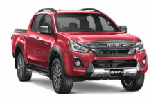 isuzu v-cross facelift 2018-3