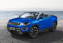 jeep compass convertible