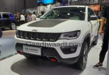 jeep compass trailhawk chengdu motor show 2018 images