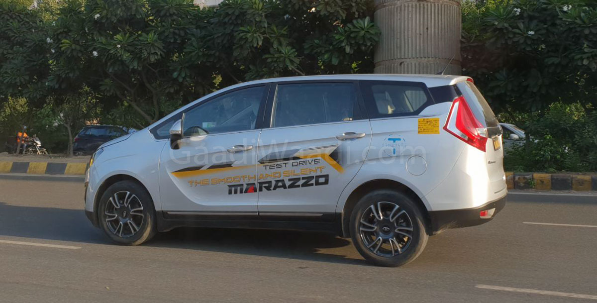 Over 1 600 Units Of Mahindra Marazzo Sold In April 2019 In India