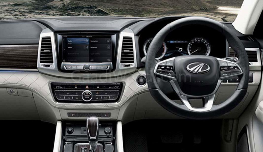 mahindra xuv700 interiors-1
