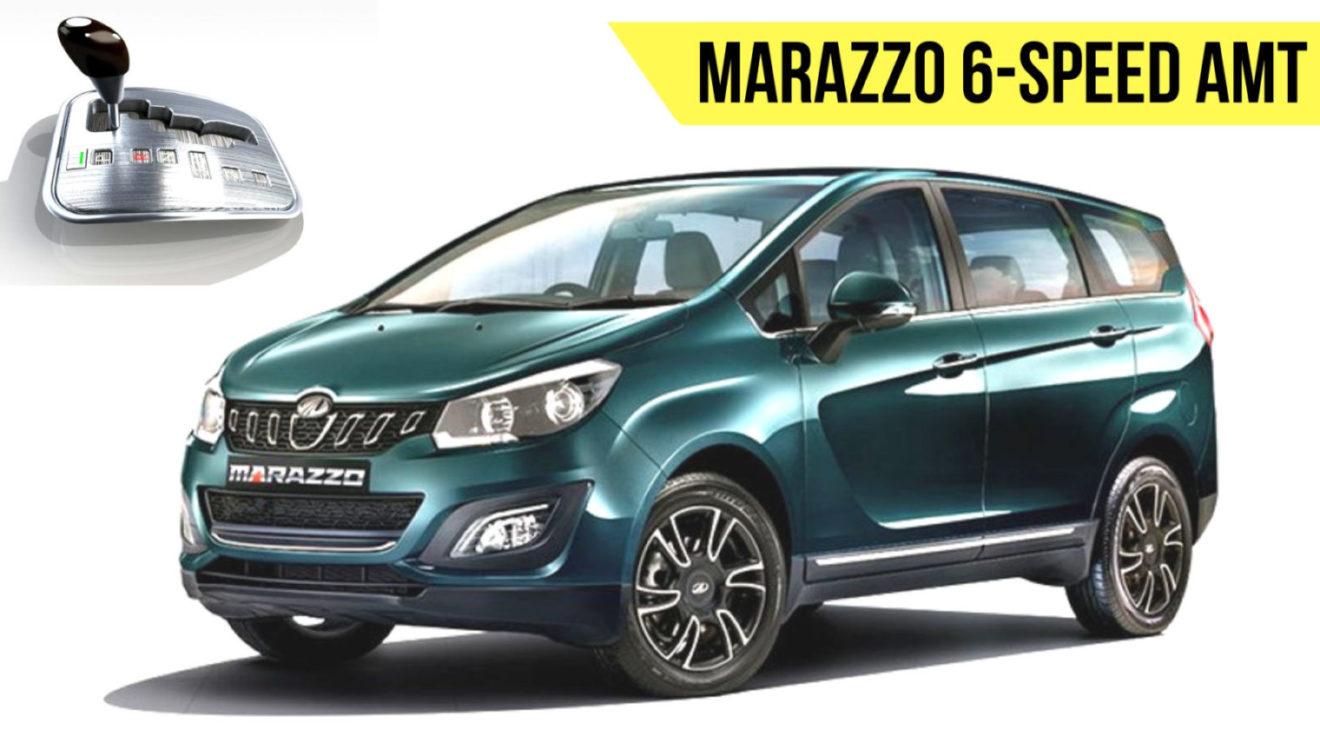 Mahindra Marazzo Amt Under Development Likely Launch In 2020