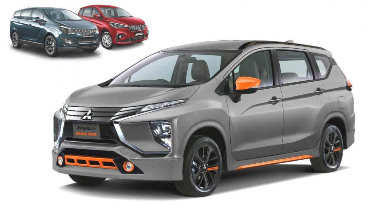 Mitsubishi Expander Could Launch Here To Rival New Maruti Ertiga