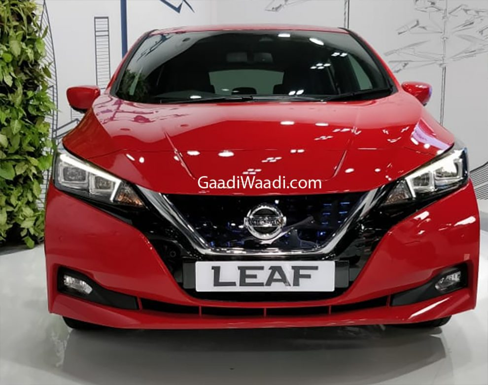 Nissan Leaf Electric To Cost Over 50 Lakh In India Launch Early