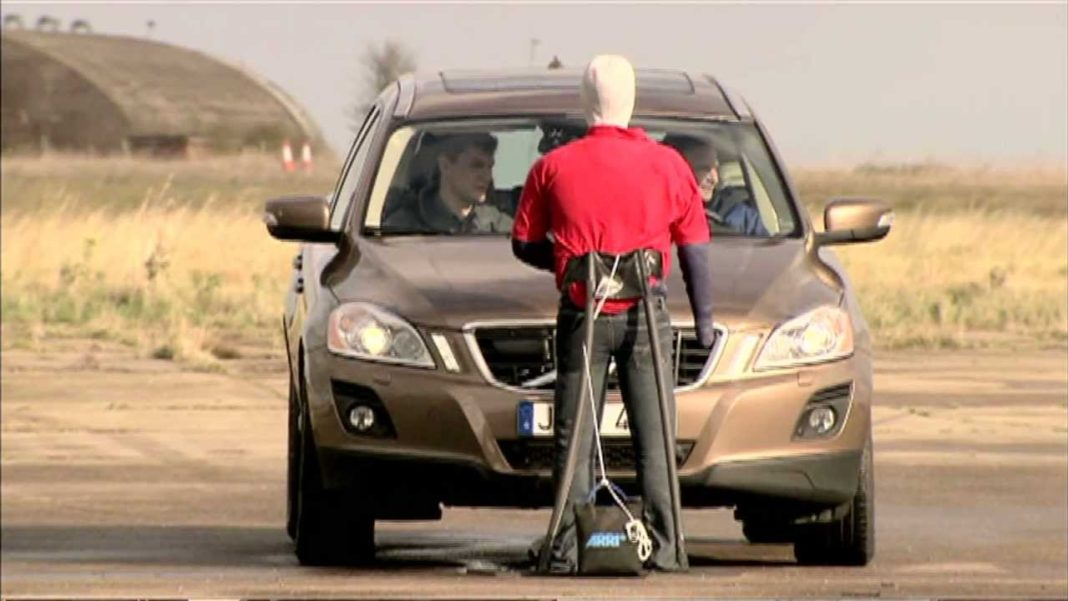 pedestrian safety test