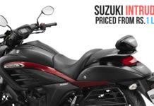 special edition Suzuki intruder