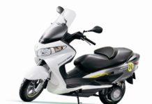suzuki electric scooter