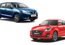 swift baleno