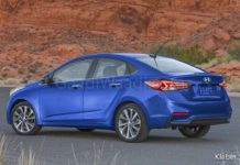 verna facelift 2020 rendering rear-2 (Next-gen Hyundai Xcent