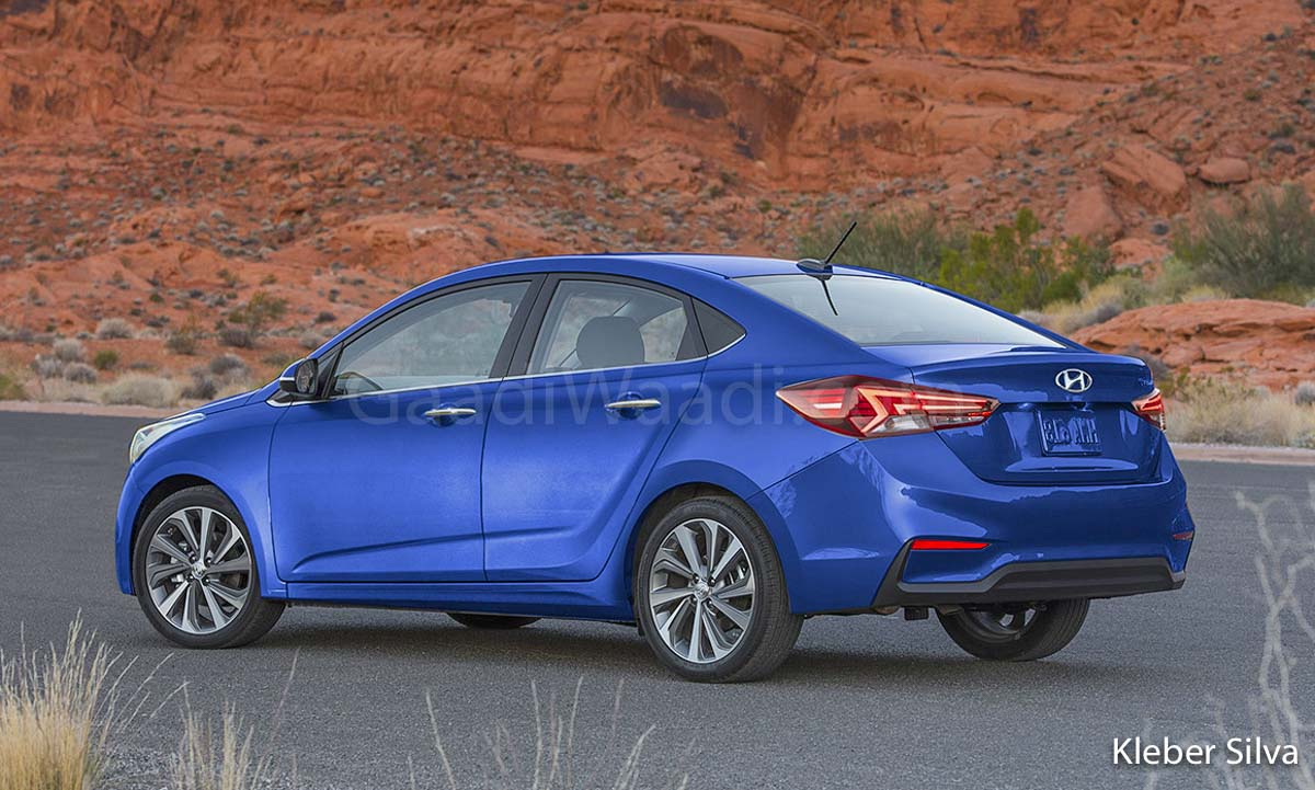 Next-Gen Hyundai Xcent To Be Bigger And Roomier, Could Get ...