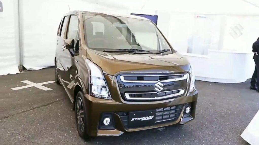 wagon r 2018