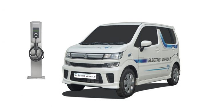 wagon r electric india launch
