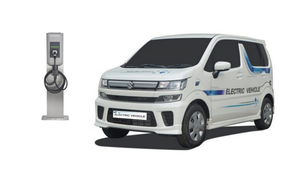 Wagon-R Will Be Maruti's First All Electric Car; Launch In ...
