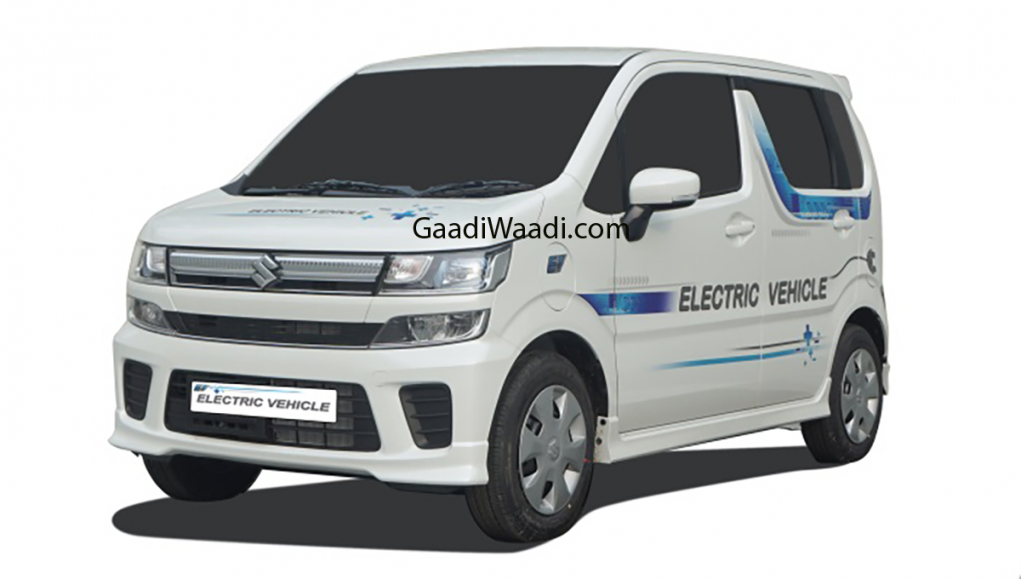 wagon r ev india 2020 launch (maruti wagon r electric)