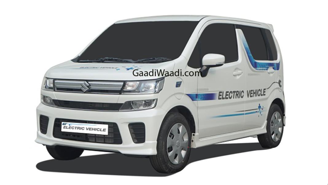 wagon r ev india 2020 launch (maruti wagon r electric)