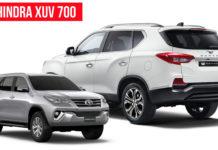 xuv700 price india
