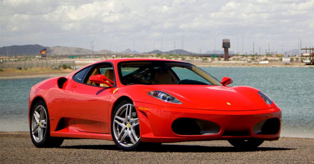 2006 Ferrari F430 vijay mallya