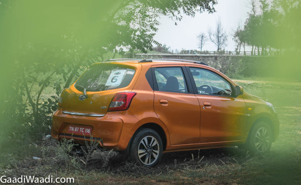 2018 Datsun GO Review, 2018 Datsun GO Plus Review12