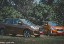 2018 Datsun GO Review, 2018 Datsun GO Plus Review13