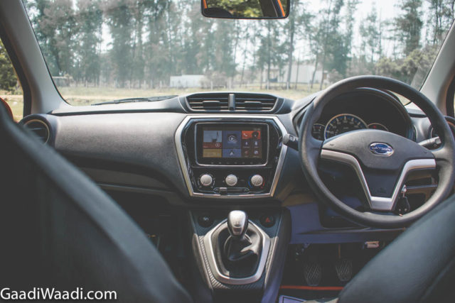 2018 Datsun GO Review, 2018 Datsun GO Plus Review27