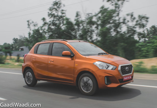 2018 Datsun GO Review, 2018 Datsun GO Plus Review60