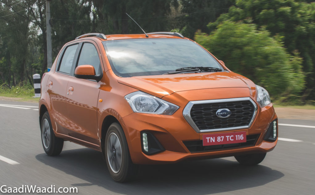 2018 Datsun Go And Go Plus First Drive Review: Improved ...