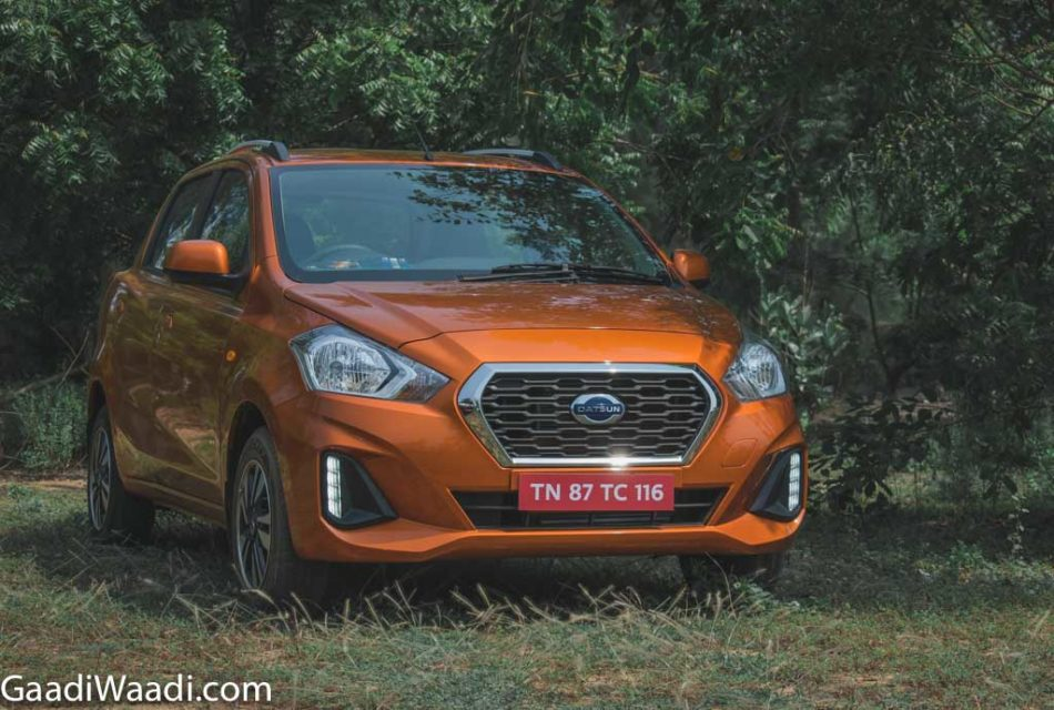 2018 Datsun GO Review, 2018 Datsun GO Plus Review7