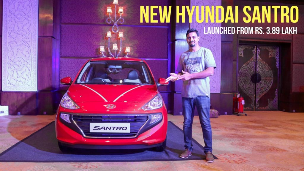 2018 Hyundai Santro Detailed In Our Comprehensive Video Overview