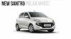 2018 Hyundai Santro polar white-1