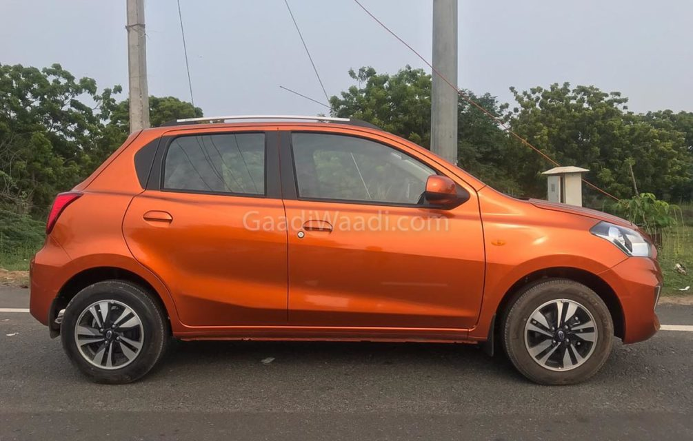 2018 datsun go, go plus alloywheels, led drls-3