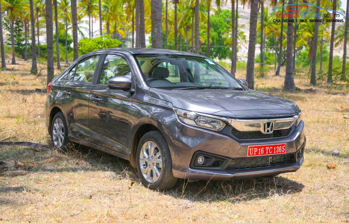 Honda Expects Amaze To Drive Record Volume Sales In Current Fy
