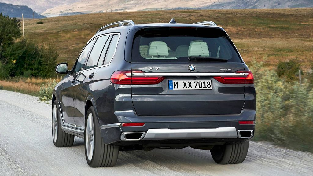 India Bound 2019 Bmw X7 Officially Revealed With Loaded Tech