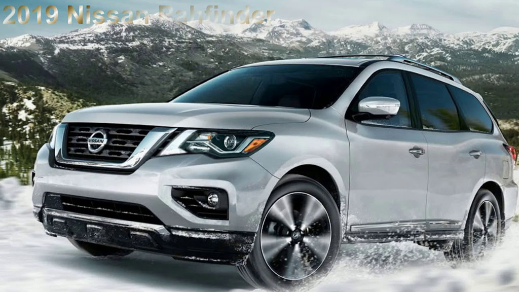 Nissan Pathfinder SUV Considered For India Launch ...