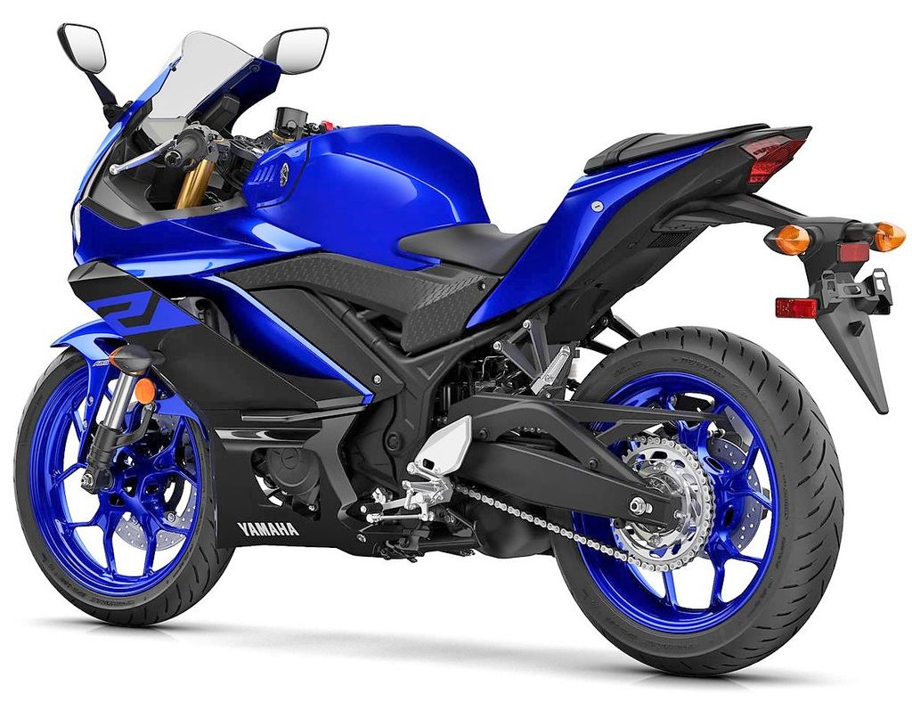 india bound 2019 yamaha r3 breaks cover with r1 inspired styling. Black Bedroom Furniture Sets. Home Design Ideas