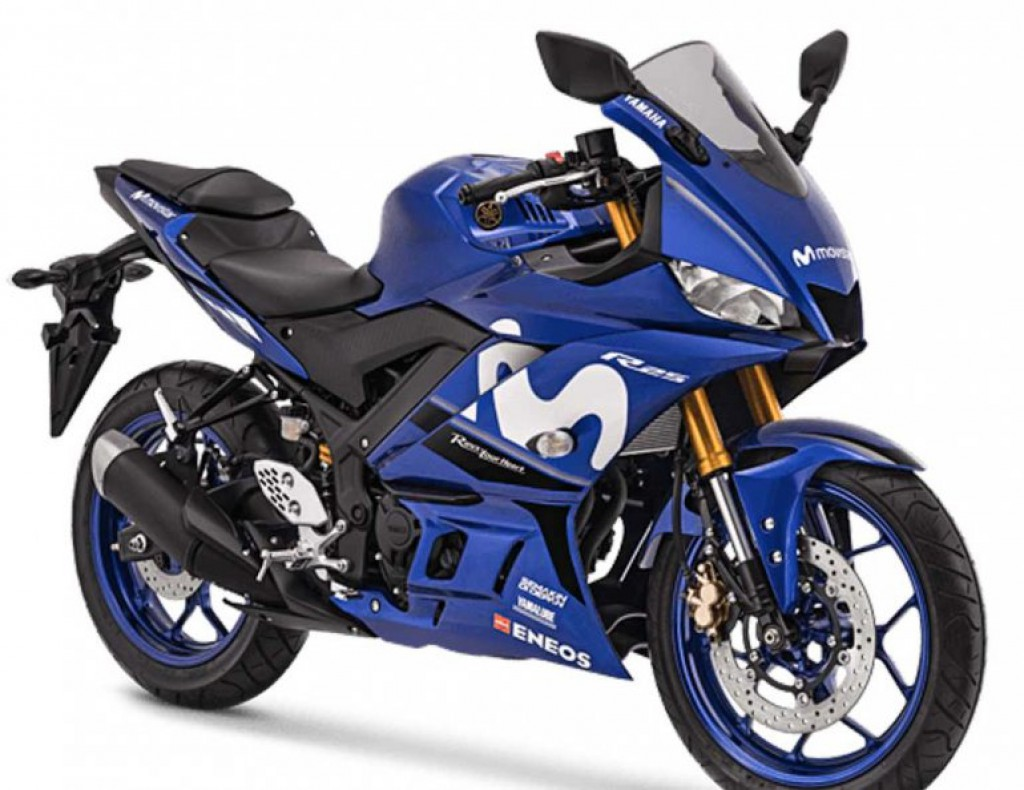 Yzf R3 2019 >> 2019 Yamaha YZF-R25 Gets Special Edition MotoGP Livery In Indonesia