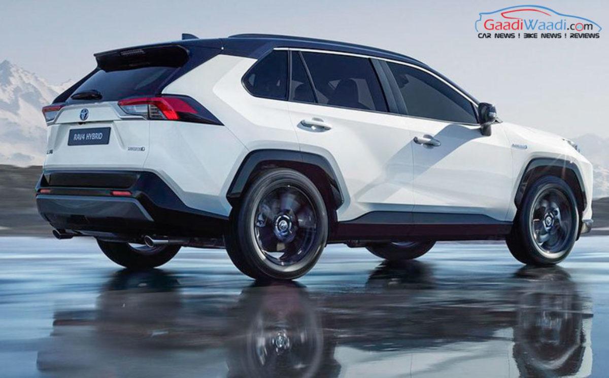 Toyota Preparing New Premium Suv To Rival Jeep Compass Report