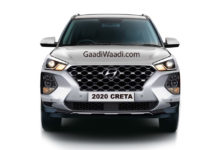 2020 Hyundai Creta Rendered