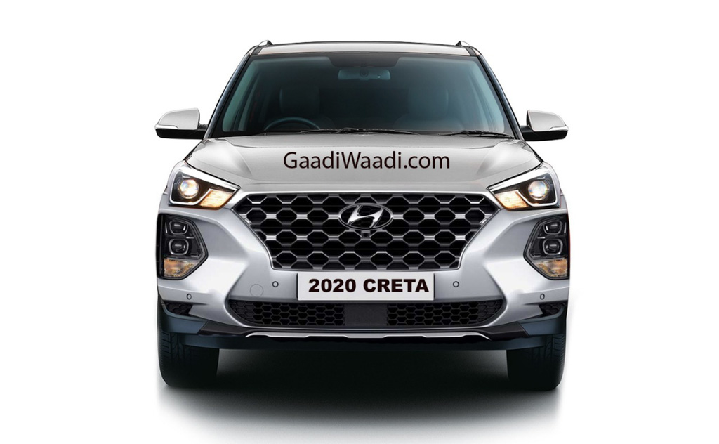 Next Gen Hyundai Creta Suv Rendered Launch In 2020