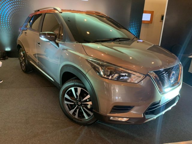 All-New Nissan kicks SUV Unveiled In India Ahead Of January
