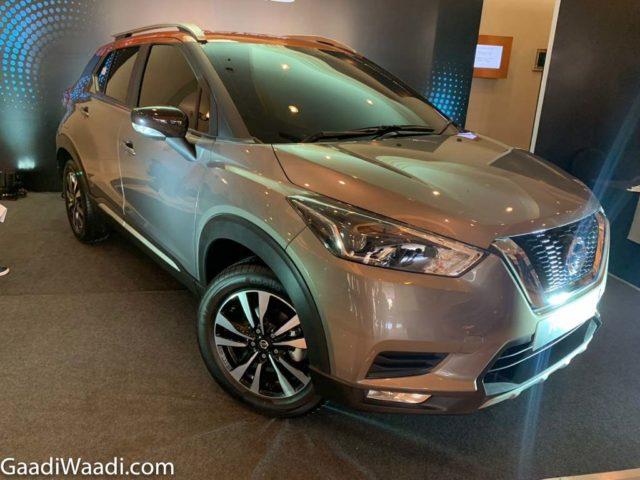 Nissan Kicks vs Hyundai Creta comparison
