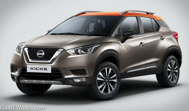All-New 2019 Nissan kicks SUV Unveiled 4