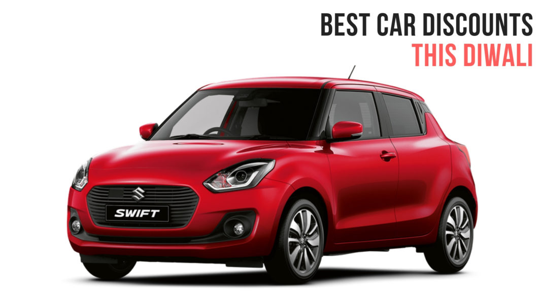 Best Car Discounts Offers This Diwali
