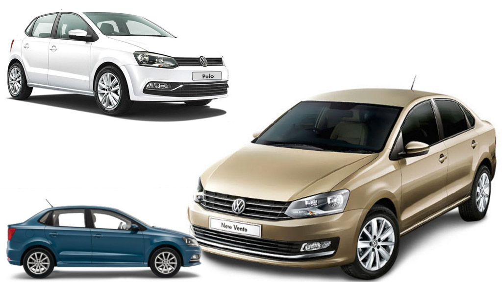 Big drop In Sales For Vento, Polo And Ameo In India