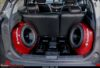 Custom Tata Nexon Rockford Fosgate Audio 9
