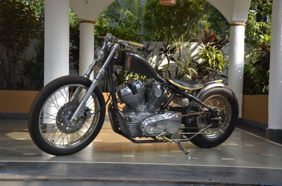 Royal Enfiled Motorcycles Modified Into Beautiful Customs In India