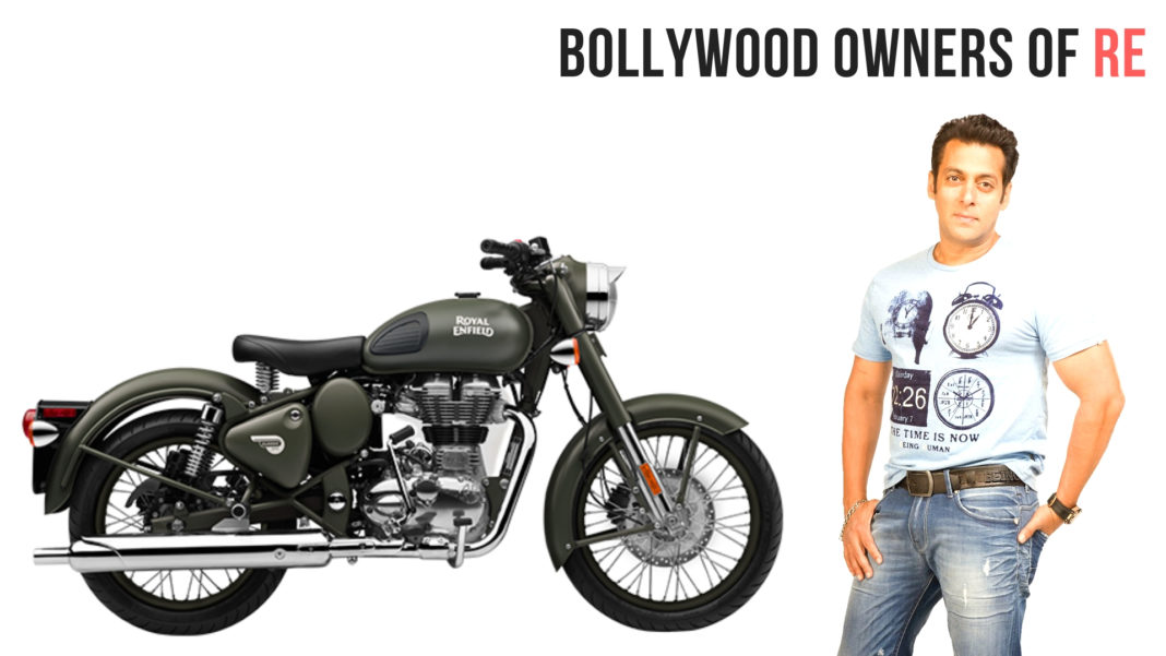 Famous Bollywood Owners Of Royal Enfield Motorcycles