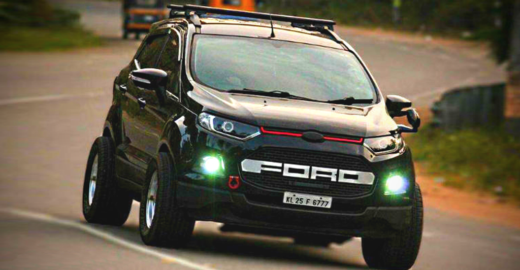 5 Hot Modified Ford Ecosport Suvs From India