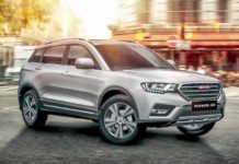 HAVAL-H6-sporty-SUV-India (Great Wall Motors India Launch)