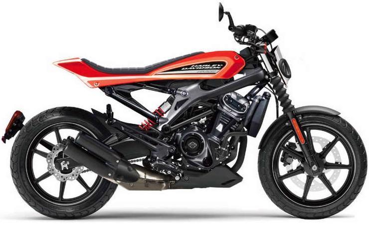Harley-Davidson-250cc-Motorcycle-rival