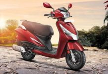 Hero Destini 125 Launched In India In 2 Variants; Price Starts At Rs 54,650